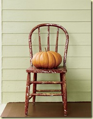 red chair pumpkin cl