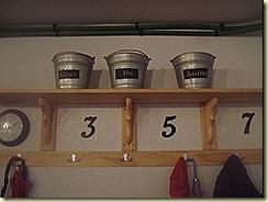 garage entry numbers 016