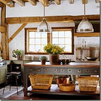 kitchen island bhg