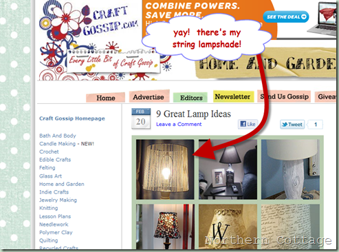 craft gossip feature