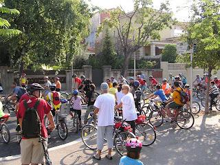 Participa a la Pedalada