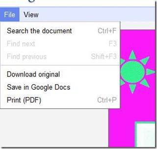 Download Google Docs 4