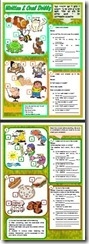 WRITTEN AND ORAL DRILLS