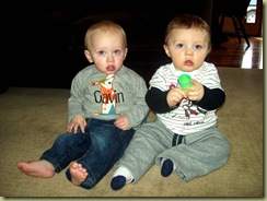 Gavin and Owen