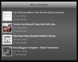 Widget-Artikel-Terbaru