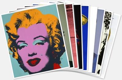 Exibir Obras de Andy Warhol