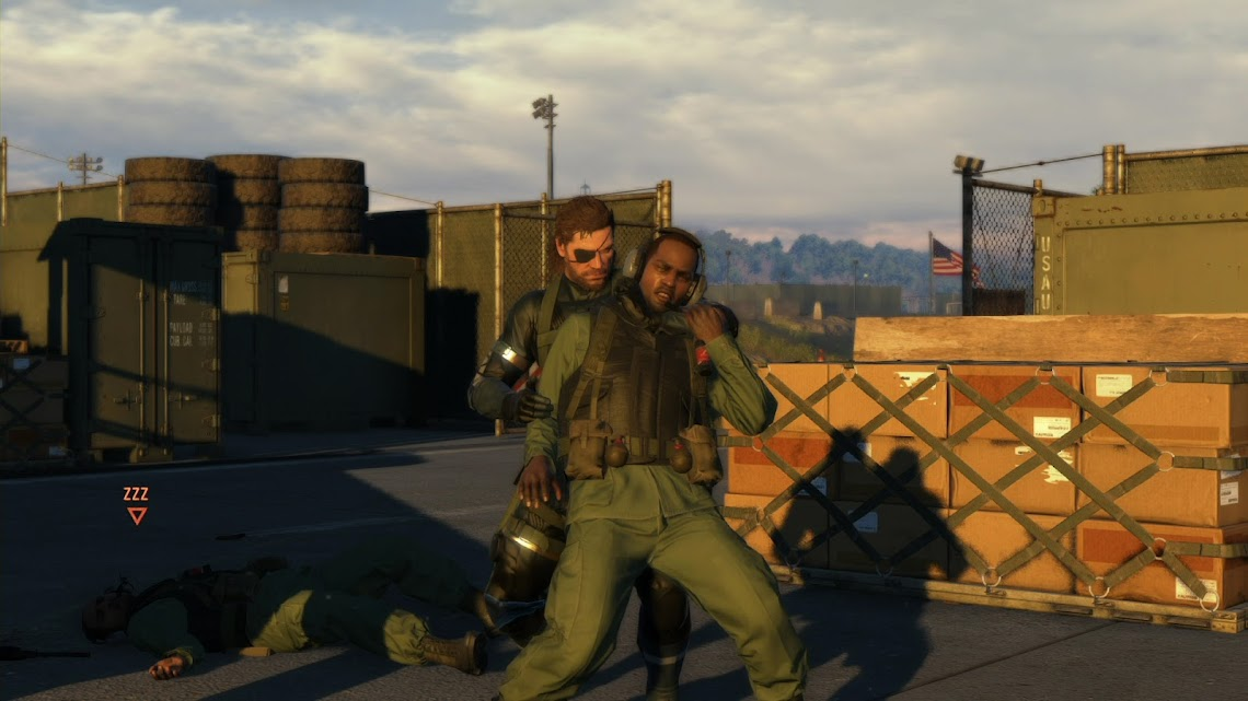 Xbox One will get exclusive content in Metal Gear Solid V: Ground Zeroes too