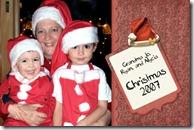 Christmas Treasures BB page 1
