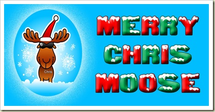 Merry-Chris-Moose