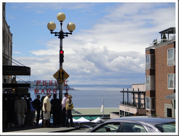 Friday-Pike Place Market