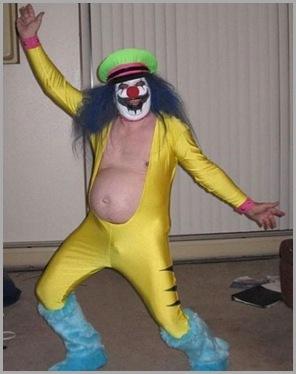 Non-Sexy-Clown-03. You've heard of