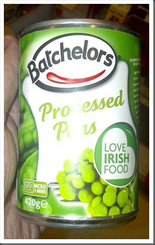 Processed-Peas