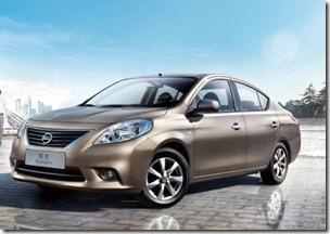 18.Nissan Sunny Sedan