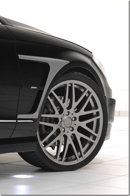 BRABUS-Mercedes-Benz-CLS-Class-Front wheel