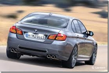 2012-F10-BMW-M5-Sedan-Render rear