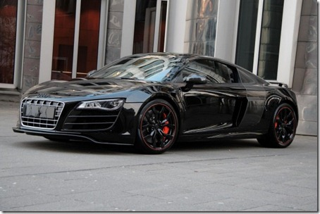 Audi-R8-Hyper-Black-Edition-Side-View
