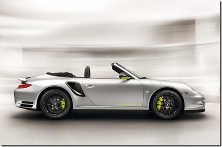 2011-Porsche-911-Turbo-S-Edition-918-Spyder-Side-View