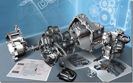 Volkswagen-7-Speed-DSG-Gearbox