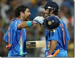 India Won The World Cup 2011 Pictures 6
