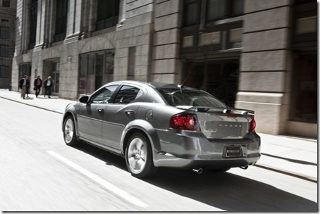 2012-Dodge-Avenger-RT-Rear-Side
