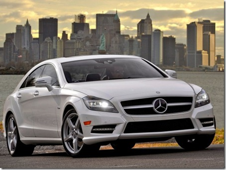 2012-Mercedes-Benz-CLS550-Front-View