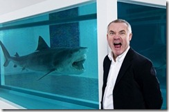 Damien Hirst Etimated Net Worth 2011