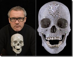 Damien Hirst Etimated Net Worth