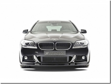 2011-Hamann-BMW-5-Series-Touring-F11 Front