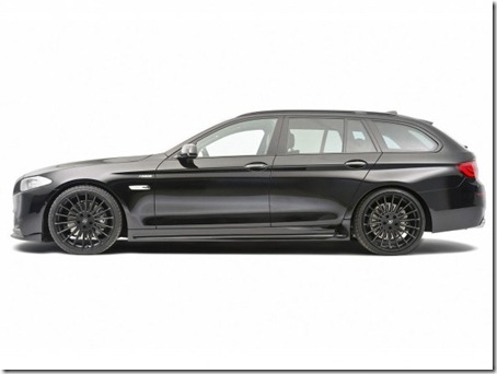 2011-Hamann-BMW-5-Series-Touring-F11-Side