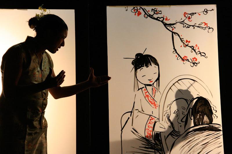 Contes japonesos al Centre Cívic de la Guixa