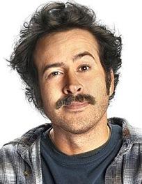 earl hickey moustache