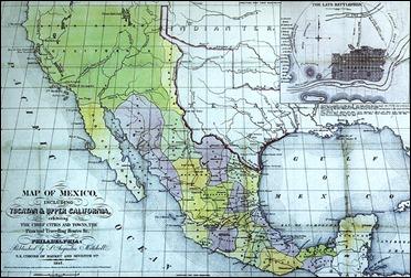 mexico 1847