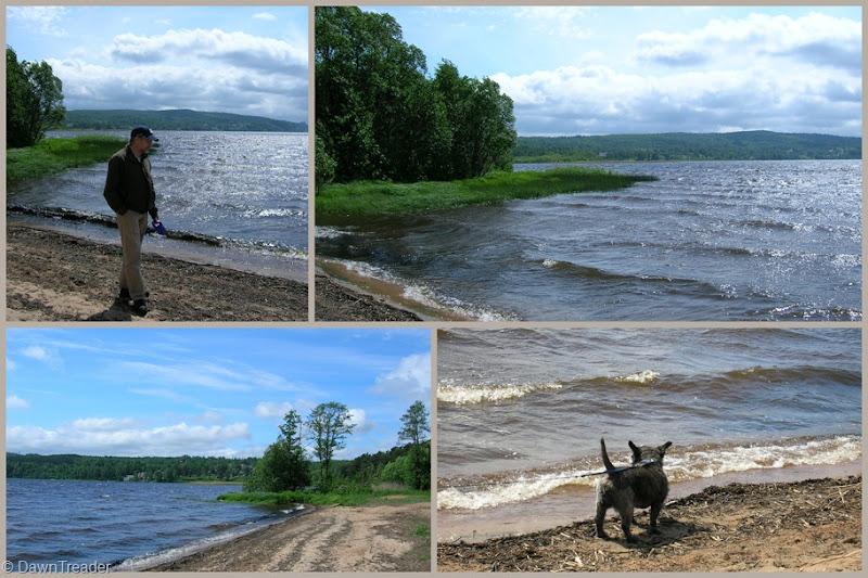 2010 06 13 Lake beach 2