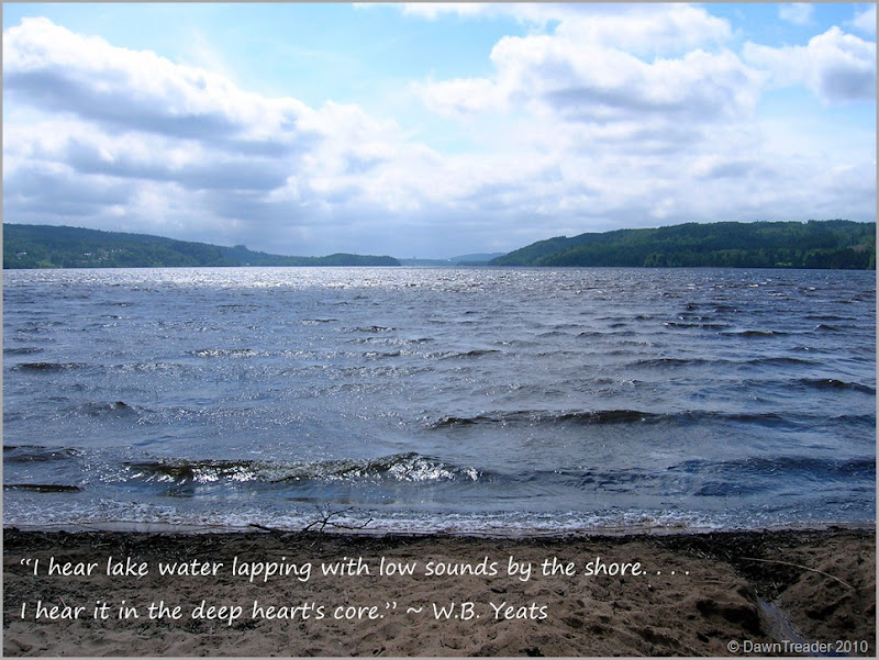 DSCN6476-2 Lake quote Yeats