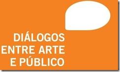 logotipo Diálogos Entre Arte e Público