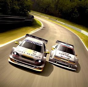 Opel Calibra в Gran Turismo 4