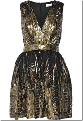 Adam beaded dress n-a-p