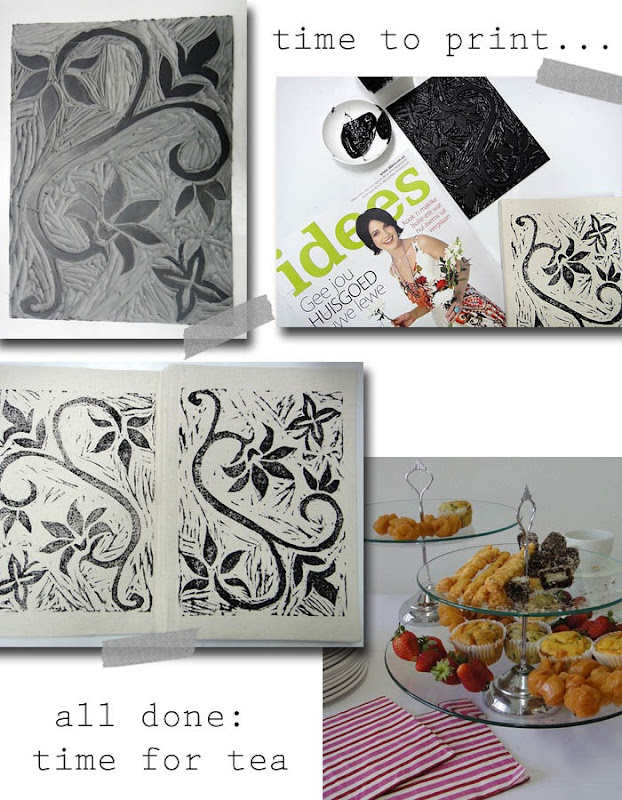 Lino Print Workshop 2