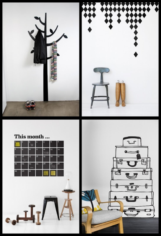 Ferm Living collage