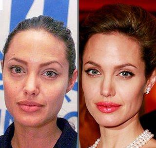 la otra cara....actores y actrices sin maquillaje