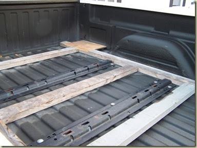 Truck Bed Platform
