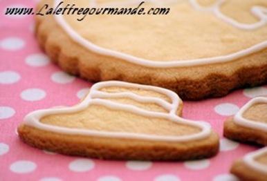 Biscuits sablés: petit précis de décoration 4