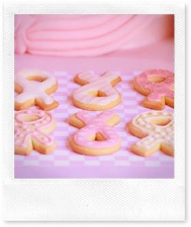 Table à desserts pour Octobre Rose 1