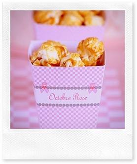 Table à desserts pour Octobre Rose 2