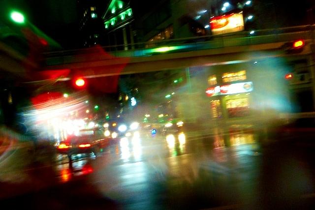 Shinjuku Mad - Ambience dissolving us apart 05