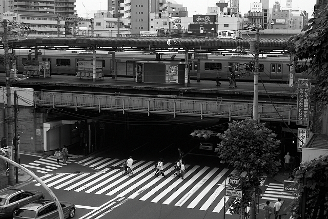 Shinjuku Mad - Transitory movements 03