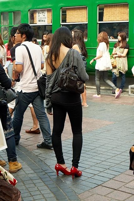 Shinjuku Mad - The blind leading the blind 02