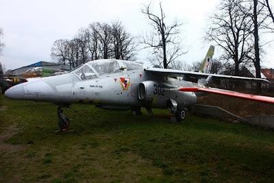 PZL I-22 Iryda.