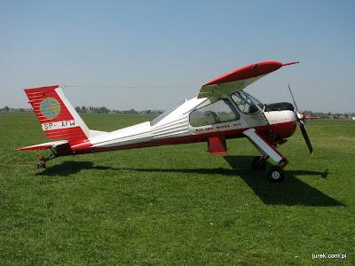 PZL-104 Wilga.