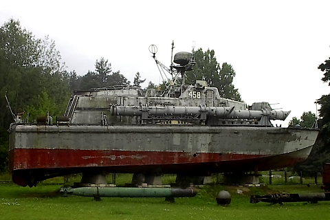 ORP Odważny [Gdynia, KTD 458; 458] projekt 664 (Bitny, NATO: Wisla).